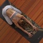 Premium Metallic Medallion Yoga Mat (6mm)